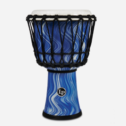 "LP1607 - 7"" Rope Tuned Circle Djembe"