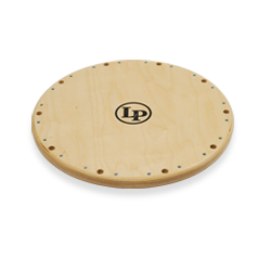 "LP® 14"" 10-Lug Wood Tapa - Birch"