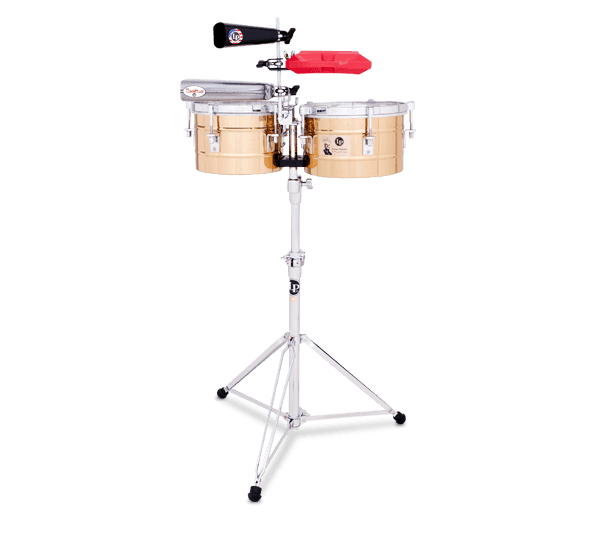"""LP272BZ - LP® Tito Puente  9-1/4"""" and 10-1/4"""" Timbalitos - Bronze"""
