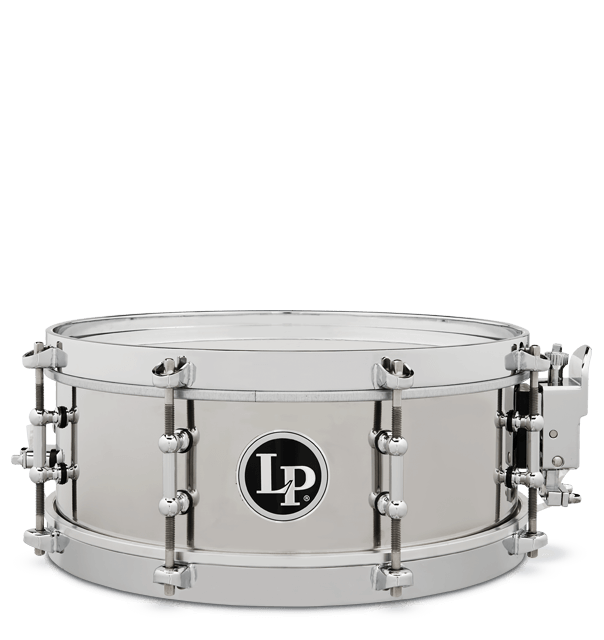 """LP4512-S 4 1/5"""" x 12"""" STAINLESS STEEL SALSA SNARE"""